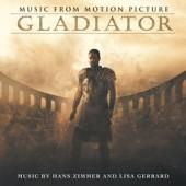 Soundtrack / Hans Zimmer, Lisa Gerrard - Gladiator / Gladiátor (OST 2017) - Vinyl