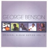 George Benson - Original Album Series Vol. 2 (5CD, 2013)