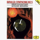 Gustav Mahler / Leonard Bernstein - Symfonie Č. 5 (Edice 1988)