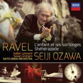 Ravel, Maurice - L'Enfant et les Sortilèges Shéhérazade / Alborada del Gracioso (2015)
