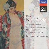 Ravel, Maurice - Ravel Boléro, Alborada del gracioso Dutoit
