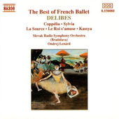 Léo Delibes - Best Of French Ballet
