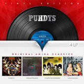 Puhdys - Puhdys Vinyl Edition (Original Amiga Classics) /Limited BOX, Vinyl