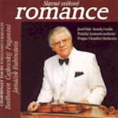 Josef Suk - Slavné světové romance(World Famous Romances) KLASIKA