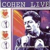 Leonard Cohen - Cohen Live - Leonard Cohen In Concert