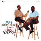 Louis Armstrong - Louis Armstrong meets Oscar Peterson 180g vinyl