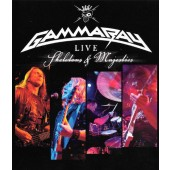 Gamma Ray - Skeletons And Majesties Live (Blu-ray, 2012)