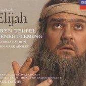 Mendelssohn Bartholdy, Felix - MENDELSSOHN Elijah / Terfel, Fleming