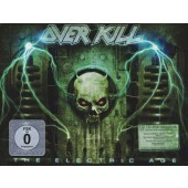 Overkill - Electric Age (CD+DVD, 2012) /Limited Edition