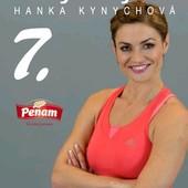 Hanka Kynychová - Hejbejse 7 - Břišní pekáč