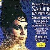 Strauss, Richard - R. STRAUSS Salome / Sinopoli