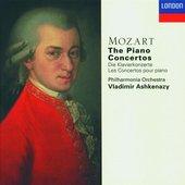 Mozart, Wolfgang Amadeus - Mozart The Piano Concertos Vladimir Ashkenazy