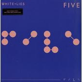 White Lies - Five (2019) - Vinyl