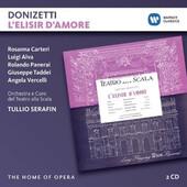 Gaetano Donizetti / Tullio Serafin - Nápoj Lásky (Edice The Home Of Opera 2018)