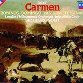 Bizet, Georges - Bizet Carmen Troyanos/Domingo/Te Kanawa