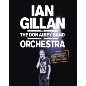 Ian Gillan - Contractual Obligation 1: Live In Moscow (Blu-ray, 2019)