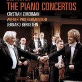 Leonard Bernstein - BEETHOVEN Piano Concert. Zimerman DVD-VI