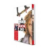 INXS - Kick (30th Anniversary Edition 2017, 3CD+Blu-ray Audio) /Limited Edition