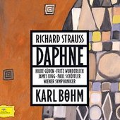 Strauss, Richard - R. STRAUSS Daphne Böhm