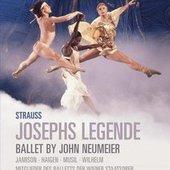 Strauss, Richard - STRAUSS Josephs Legende Ballet Neumeier