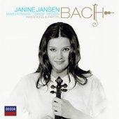 Janine Jansen - J.S. Bach Partita no.2 for Solo Violin, BWV 1004 J