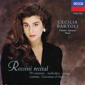 Rossini, Gioacchino - Rossini Giovanna dArco (cantata) Cecilia Bartoli
