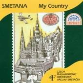 Bedřich Smetana/Václav Smetáček - Má Vlast /My Country
