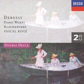 Debussy, Claude - Debussy Piano Works Pascal Rogé