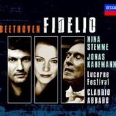 Beethoven, Ludwig van - BEETHOVEN Fidelio Stemme Kaufmann Abbado