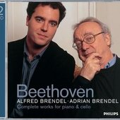 Beethoven, Ludwig van - Beethoven The Cello Sonatas Adrian Brendel
