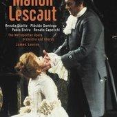 Puccini, Giacomo - PUCCINI Manon Lescaut Levine DVD-VIDEO