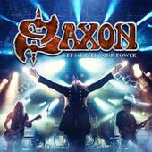 Saxon - Let Me Feel Your Power (2CD + DVD, 2016)