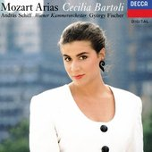 Mozart, Wolfgang Amadeus - Mozart Arias  Cecilia Bartoli