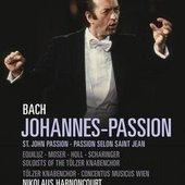 Bach, Johann Sebastian - BACH Johannes-Passion Harnoncourt DVD-VI