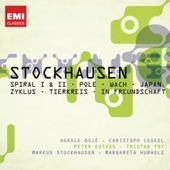 Various Artists - Karlheinz Stockhausen: Spiral 1 & Japan