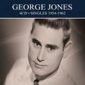 George Jones - Singles 1954-1962 (4CD BOX, 2018)