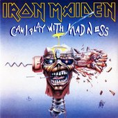Iron Maiden - Can I Play With Madness (Limited) - 7'' Vinyl