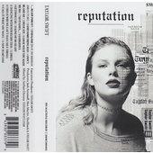 Taylor Swift - Reputation (Kazeta, Edice 2018) /Limitovaná Edice