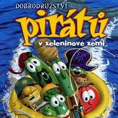 Film/Animovaný - Dobrodružství pirátů v zeleninové zemi (Jonah: A VeggieTales Movie)-DVD pošetka