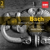 Yehudi Menuhin - Bach: Orchestral Suites - Concertos