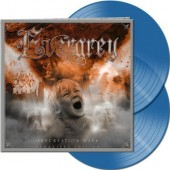 Evergrey - Recreation Day (Limited Blue Vinyl, Edice 2018) - Vinyl