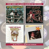 Jerry Lee Lewis - Together / Live At International… / In Loving Memories / Keeps Rockin' (2017)