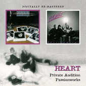 Heart - Private Audition/Passionworks/2CD