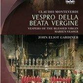 Monteverdi, Claudio - MONTEVERDI Vespro Gardiner DVD