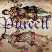 Purcell, Henry - Purcell Theatre Music Kirkby/Nelson/Bowman