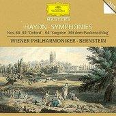 Leonard Bernstein - HAYDN Symphonies Nos. 88 + 92 + 94 / Bernstein