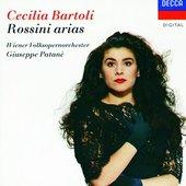 Rossini, Gioacchino - Rossini Operatic Arias Cecilia Bartoli