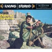Christoph Wilibald Gluck / Pierre Monteux - Orfeus A Eurydika (Edice 2000)