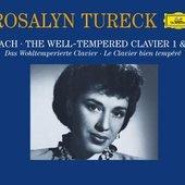 Rosalyn Tureck - BACH Das Wohltemperierte Clavier Tureck