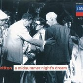Britten, Benjamin - Britten A Midsummer Nights Dream Harwood/Deller/P